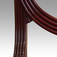 Set of 10 Regency Mahogany Dining Chairs (11 of 12)