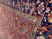 Antique Heriz Carpet (5 of 12)