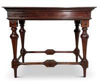 Pitch Pine Aesthetic Movement Table (3 of 5)