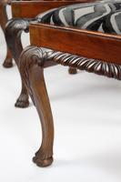 Set of 6 Antique Edwardian Mahogany Chippendale Chairs (7 of 15)