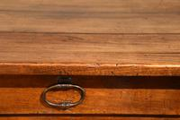Farmhouse Table 18th Century French Provincial Cherry Wood (2 of 7)