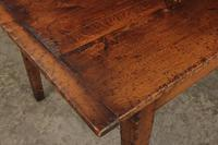 French Rustic Oak Dining Table (2 of 13)