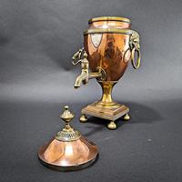 Regency Copper & Brass Samovar (5 of 8)