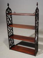 Attractive & Decorative Set of Early 20th Century Hanging Shelves (6 of 6)