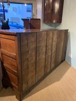 Oak Dresser Base (4 of 6)