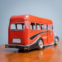 Retro Toy Tin Bus (4 of 7)