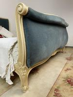 Original French Roll End Style Double Bed Frame (5 of 12)