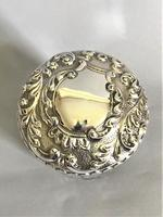 Fabulous Victorian Silver Topped Vanity Jar (3 of 7)