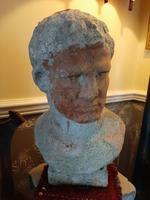 19th Century Bust of Marcus Vipsanius Agrippa