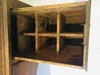 Wonderful George III Oak Sideboard Server / Buffet with Rare Cellaret Drawer c.1760-1820 (4 of 12)