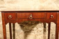 19th Century Mahogany Side Table (2 of 5)