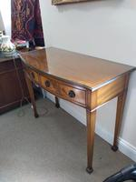 Two Drawer Hall Table (2 of 7)