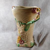 "Large Arthur Wood ""Garden Wall"" Vase (3 of 7)"