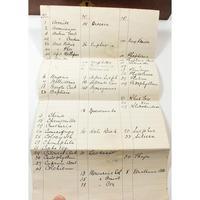 19th Century Mahogany Homeopathic Medicine Chest by John Mawson (2 of 4)
