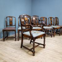 Set of 12 Carver Dining Chairs (2 of 12)