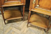 Pair of French Oak Bedside Cabinets (6 of 6)