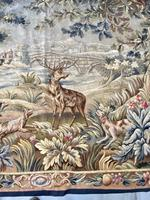 Large 19th Century Tapestry (3 of 5)