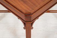 Regency Style Mahogany End Table c.1920 (5 of 6)