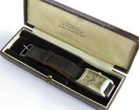 Silver Mid-size Wrist Watch, 1935 (3 of 6)