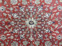 Antique Isfahan Carpet (9 of 9)