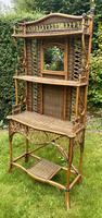 Cane & Rattan Hall Stand (3 of 5)