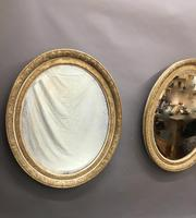 Pair of 19th Century French Gilt Mirrors (5 of 6)