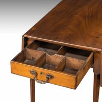 Chippendale Period Mahogany Pembroke Table (4 of 6)