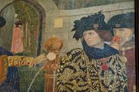 Fresco by Henry Albert Payne for the Palace of Westminster (10 of 10)