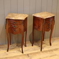 Tulipwood And Mahogany Bedside Cabinets (7 of 9)