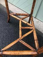 Antique Lacquered Bamboo Desk (5 of 11)