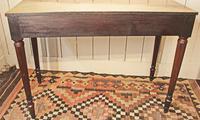 19th Century Regency Mahogany Side Table c.1820 (9 of 12)