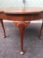 Antique Burr Walnut Coffee Table (2 of 5)