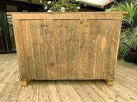 Large Old Pine Dresser Base Sideboard / Cupboard /  TV Stand - We Deliver (9 of 9)