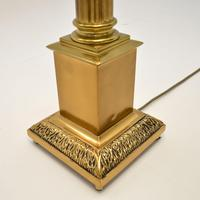 Neoclassical Style Brass Table Lamp (6 of 8)