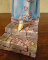 "Royal Worcester ""Rose Maiden"" Figure (4 of 5)"