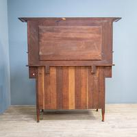 Arts & Crafts Mirror Backed Sideboard (14 of 14)