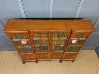 Shapland & Petter Burr Walnut Bookcase (9 of 23)