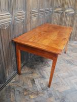 French Cherrywood Farmhouse Table (5 of 7)