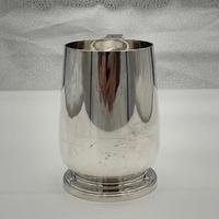George V Sterling Silver Pint Mug Birmingham 1929 Suckling Ltd (6 of 7)