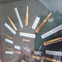 Cased Ammunition Display (2 of 3)