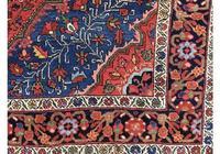 Antique Sarouk Ferahan Rug (3 of 9)