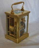 French Striking Carriage Clock c.1895 (3 of 6)