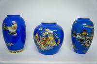 3 Rare Mikado Vases (2 of 5)