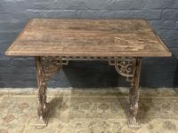 Victorian Enamelled Table (6 of 11)