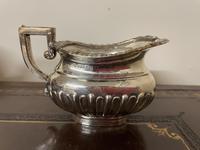 Edwardian William Aitken Solid Silver Tea & Coffee Set Birmingham 1903 (6 of 14)