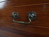Late Victorian Inlaid Mahogany Bureau (9 of 12)