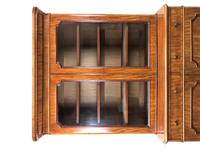 Antique Mahogany Two Stage Bookcase (4 of 10)
