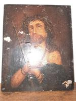 16th Century Northern European Oil on Board of Christ (11 of 11)