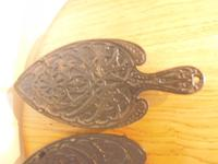Christopher Dresser Cast Iron Trivets (4 of 11)