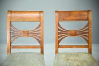 Pair of Biedermeier Side Chairs (7 of 9)
